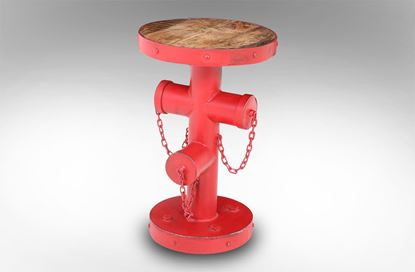 Picture of NYFD Side Table