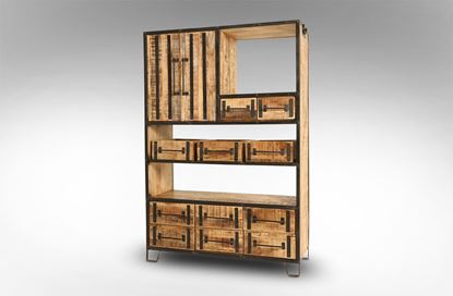 Picture of Cuba Display Cabinet