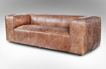 Picture of Stockholme 3 seater sofa Brown