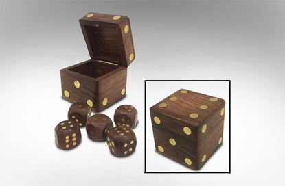 Picture of Admiral Box and Dice