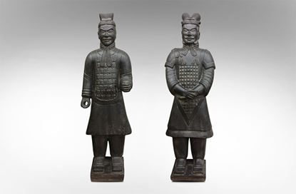 Picture of Xian Warrior Pair (set of 2)