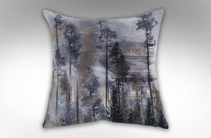 Picture of Winter Forest Cushion
