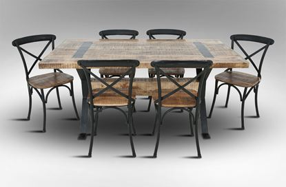 Picture of Bengal Dining Suite Includes 6 chairs