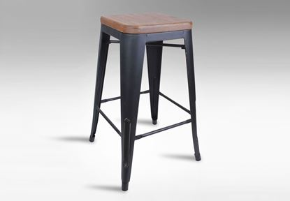 Picture of Vogue Barstool (Vintage Black)