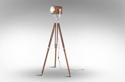 Picture of Vintage Floor Lamp