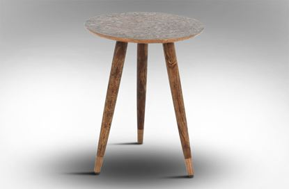Picture of Brahman Side Table Copper