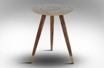 Picture of Brahman Side Table Gold