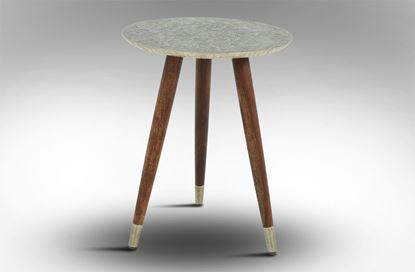 Picture of Brahman Side Table Silver