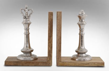 Picture of Chess Bookends