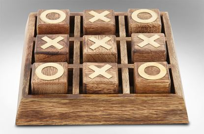 Picture of Small Timber Noughts and Crosses