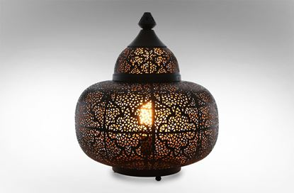 Picture of Large Turkish Lamp