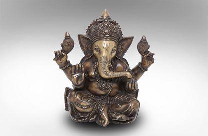 Picture of Vintage Ganesh 36cm