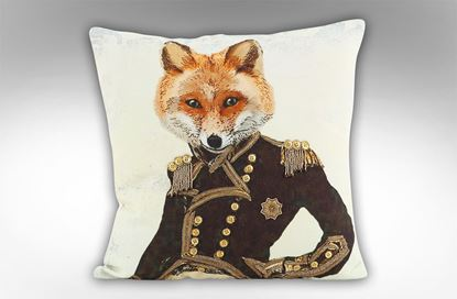 Picture of Colonel Fox Cushion