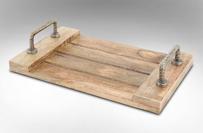 Picture of Colonial Wooden Tray Medium