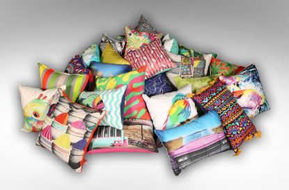 Picture of Cushions - PATTERNED