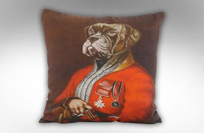 Picture of Decorated Boxer Cushion