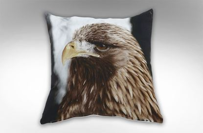 Picture of Eagle Face Square Cushion