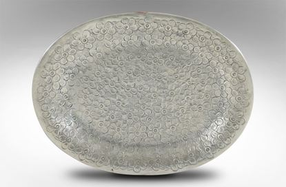 Picture of Spring Aluminium Oval Tray