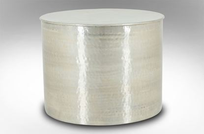 Picture of Dimple Aluminium Side Table