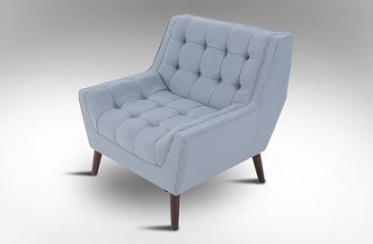 Picture of Drift Occasional Chair Fairy Dust Blue