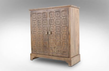Picture of Emperor 2 Door Cabinet