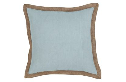 Picture of Hampton Cushion Illusion Blue 50x50cm