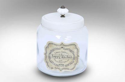 Picture of Happy Kitchen Jar