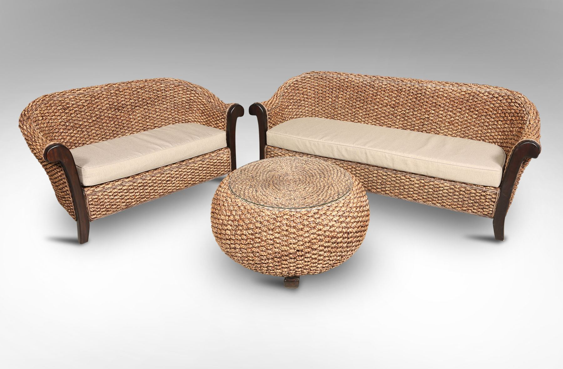 Picture Of Java Package   3 Seater + 2 Seater + C/Table Without Glass