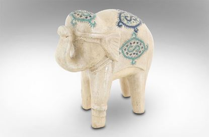 Picture of Kobe Terracotta Elephant Large