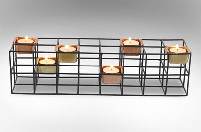 Picture of Matrix Candle Holder