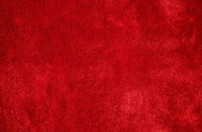 Picture of Noodle Mix Fire Engine Red Floor Rug 155 x 225cm