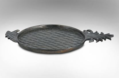 Picture of Pineapple Round Platter Small