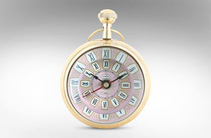 Picture of Pink Desk Clock