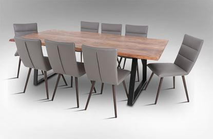 Picture of Rio 2300 Dining Table with 8 Elite Dining Chairs