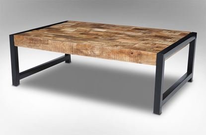 Picture of Salvador Rectangle Coffee Table