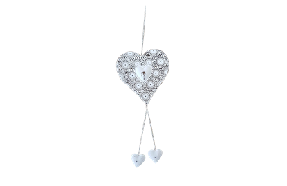 Picture of Decorative Hanging Heart Medium