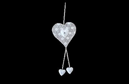 Picture of Decorative Hanging Heart Medium