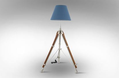 Picture of Tripod Floor Lamp Ocean