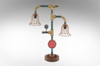 Picture of Detroit Industrial Lamp