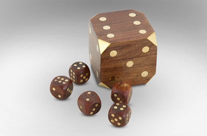 Picture of Dice Box