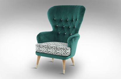 Picture of Mintie Armchair