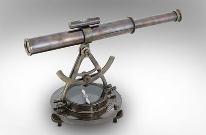 Picture of Ships Telescope w/compass