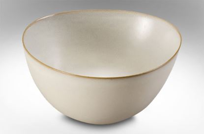Picture of Tide Signature Bowl Coastal White