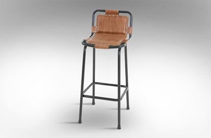 Picture of Cuba Highback Barstool