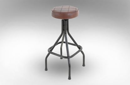 Picture of Cuba Leather Barstool