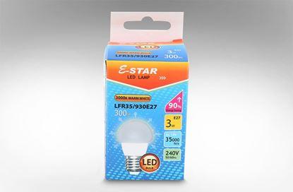 Picture of E-Star Globe Screw E27