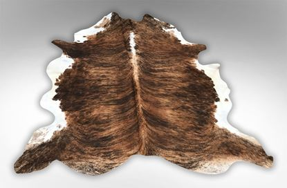 Picture of Portland Cowhide Rug Brindle