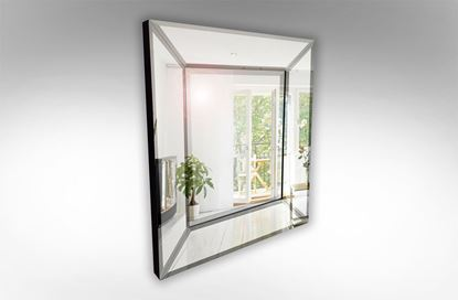 Picture of Cheval wall Mirror 85x75