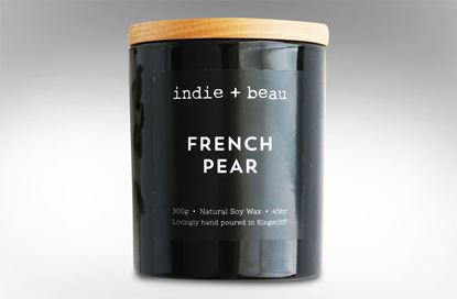 Picture of French Pear Black Jar