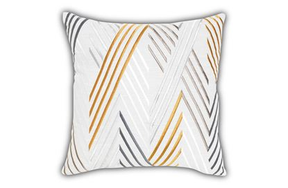 Picture of Eaves Gold Cushion 45cm